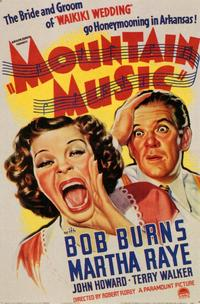 Mountain Music - 11 x 17 Movie Poster - Style A