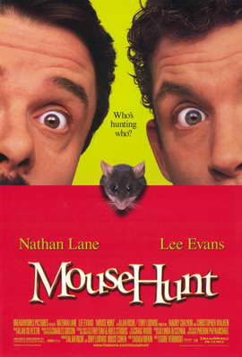 Mouse Hunt - 11 x 17 Movie Poster - Style B