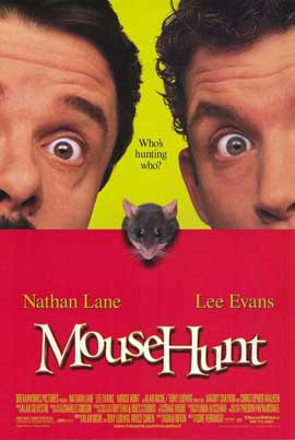 Mouse Hunt - 27 x 40 Movie Poster - Style A
