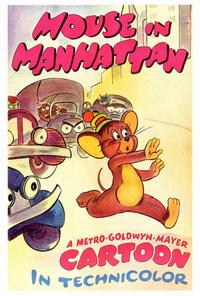 Mouse in Manhattan - 27 x 40 Movie Poster - Style A