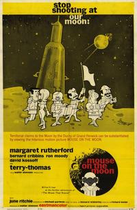 The Mouse on the Moon - 11 x 17 Movie Poster - Style A