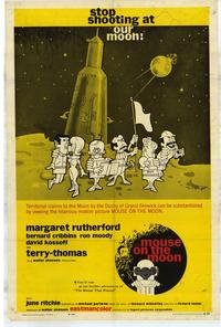 The Mouse on the Moon - 27 x 40 Movie Poster - Style A
