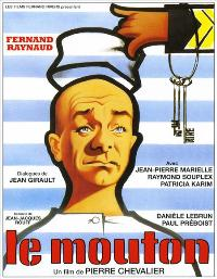 Mouton, Le - 27 x 40 Movie Poster - French Style A