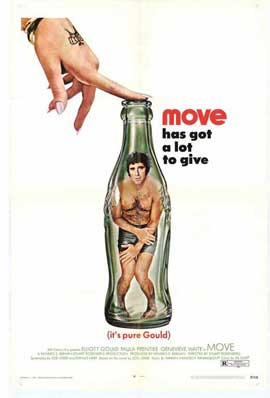 Move - 11 x 17 Movie Poster - Style A