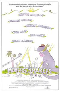 Movers and Shakers - 43 x 62 Movie Poster - Bus Shelter Style A