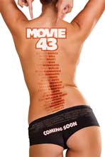 Movie 43 - 27 x 40 Movie Poster - Style B