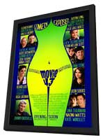 Movie 43 - 11 x 17 Movie Poster - Style A - in Deluxe Wood Frame