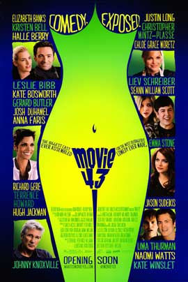 Movie 43 - 27 x 40 Movie Poster - Style A