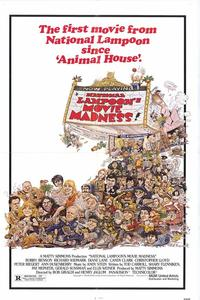 Movie Madness - 27 x 40 Movie Poster - Style A