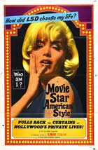 Movie Star, American Style or; LSD, I Hate You - 11 x 17 Movie Poster - Style A