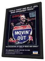 Movin' Out (Broadway) - 11 x 17 Poster - Style B - in Deluxe Wood Frame