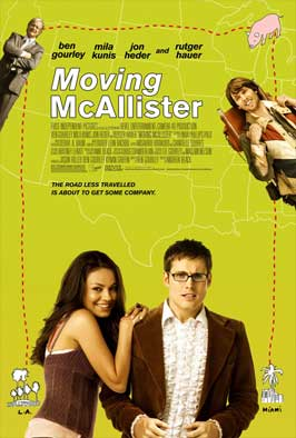 Moving McAllister - 11 x 17 Movie Poster - Style A