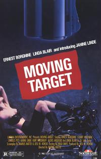 Moving Target - 11 x 17 Movie Poster - Style A