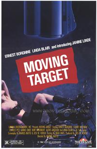 Moving Target - 43 x 62 Movie Poster - Bus Shelter Style A