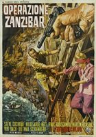Mozambique - 11 x 17 Movie Poster - Italian Style A