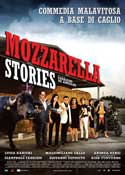 Mozzarella Stories - 11 x 17 Movie Poster - Italian Style A