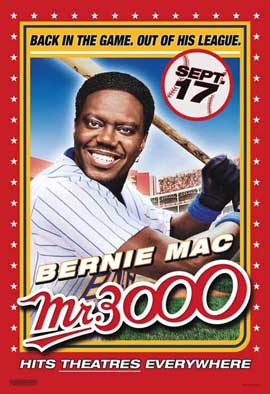 Mr. 3000 - 27 x 40 Movie Poster - Style B