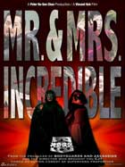 Mr. and Mrs. Incredible - 11 x 17 Movie Poster - Style B