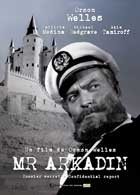 Mr. Arkadin - 11 x 17 Movie Poster - French Style B