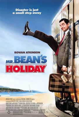Mr. Bean's Holiday - 11 x 17 Movie Poster - Style A