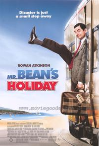 Mr. Bean's Holiday - 43 x 62 Movie Poster - Bus Shelter Style A