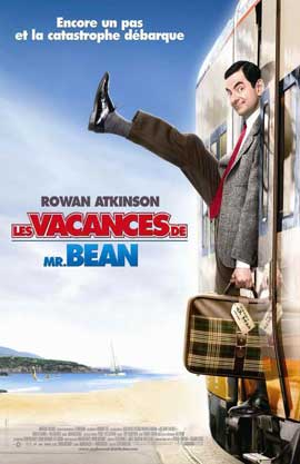 Mr. Bean's Holiday - 11 x 17 Movie Poster - French Style A