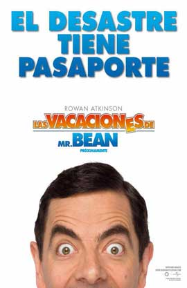 Mr. Bean's Holiday - 11 x 17 Movie Poster - Spanish Style B