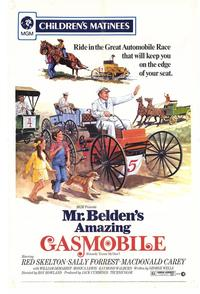 Mr. Beldens Amazing Gasmobile - 11 x 17 Movie Poster - Style A