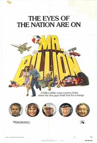 Mr. Billion - 27 x 40 Movie Poster - Style A