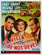 Mr. Blandings Builds His Dream House - 11 x 17 Movie Poster - Belgian Style A