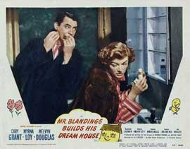 Mr. Blandings Builds His Dream House - 11 x 14 Movie Poster - Style B