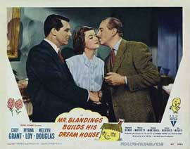 Mr. Blandings Builds His Dream House - 11 x 14 Movie Poster - Style C