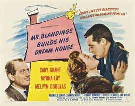 Mr. Blandings Builds His Dream House - 27 x 40 Movie Poster - Style B