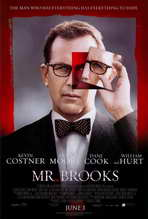 Mr. Brooks - 27 x 40 Movie Poster - Style A