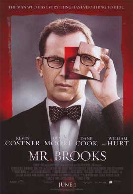 Mr. Brooks - 11 x 17 Movie Poster - Style A