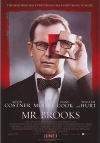 Mr. Brooks - 43 x 62 Movie Poster - Bus Shelter Style A