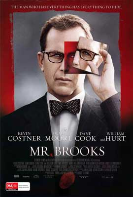 Mr. Brooks - 11 x 17 Movie Poster - Style B