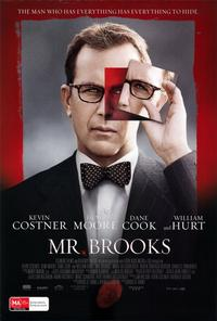 Mr. Brooks - 27 x 40 Movie Poster - Style B
