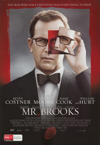 Mr. Brooks - 43 x 62 Movie Poster - Bus Shelter Style B