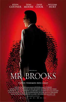 Mr. Brooks - 11 x 17 Movie Poster - Spanish Style A