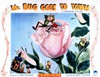 Mr. Bug Goes to Town - 11 x 14 Movie Poster - Style A