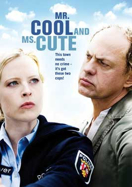 Mr. Cool and Ms. Cute - 11 x 17 Movie Poster - Style B