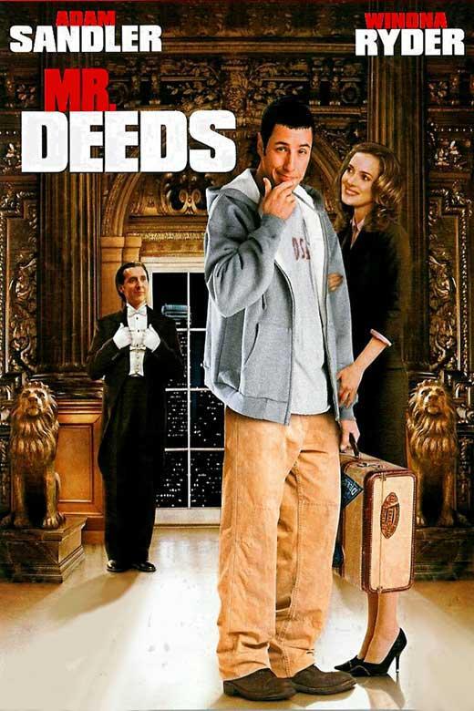Mr. Deeds movies in Bulgaria