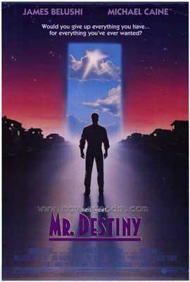 Mr. Destiny - 11 x 17 Movie Poster - Style A