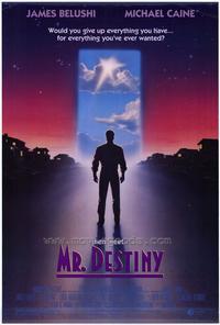 Mr. Destiny - 27 x 40 Movie Poster - Style A