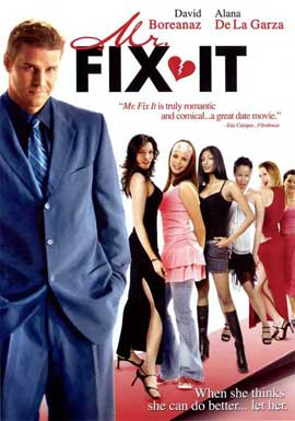 Mr. Fix It - 11 x 17 Movie Poster - Style A