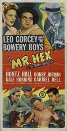 Mr. Hex - 14 x 36 Movie Poster - Insert Style A