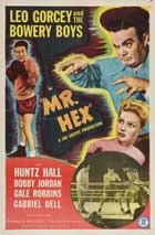 Mr. Hex - 11 x 17 Movie Poster - Style A