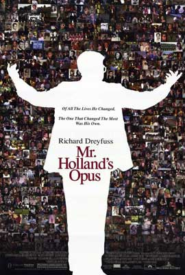 Mr. Holland's Opus - 11 x 17 Movie Poster - Style A