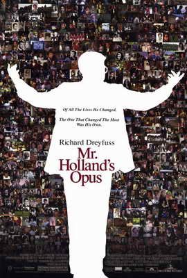 Mr. Holland's Opus - 27 x 40 Movie Poster - Style A